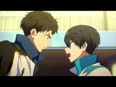 Free! Starting Days-」Sousuke Trailer - YouTube