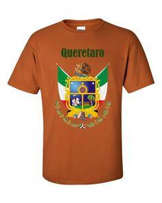MEX-QDA1 Queretaro Mexico 2000 Playera Adulto