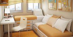 Muebles dormitorio pequeño