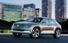 carro novo: Volkswagen Tiguan 2014