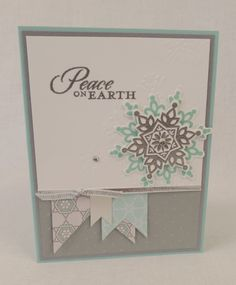festive flurry stampin up - Google Search by lorie