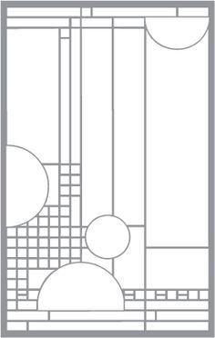 Resultado de imagen de stained glass patterns box