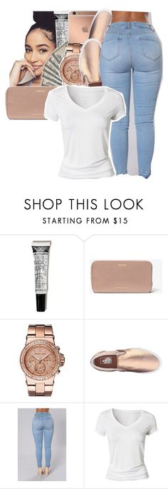 """"" by glowithbria ❤ liked on Polyvore featuring Mura, Michael Kors, Vans and Calvin Klein"