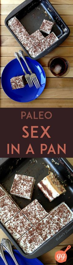 Paleo Sex in a Pan Recipe plus 24 more of the most popular pinned Paleo recipes