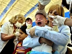 Stop worrying about Ebola Virus Get a Flu shot less than $15 instead