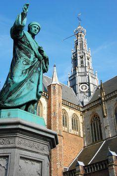 Sint-Bavokerk Haarlem