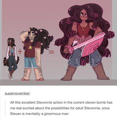 But, he doesn't seem to age.<<< but birthday for Steven shows he can