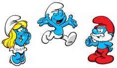 Gummy Bears, Movies Showing, My Childhood, 3 Years, Bee, Stickers, Fictional Characters, The Smurfs, Smurfs