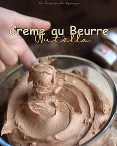 Straightforward Nutella butter cream for cake design Nutella Fudge, Delish Cakes, Mousse, 40th Cake, British Baking, Cream Cake, Relleno, Base, Smoothie Recipes