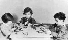 Jewish kindergarten, Berlin 1934