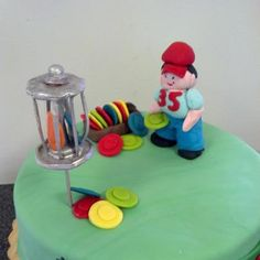 frisbee golf cakes - Google Search