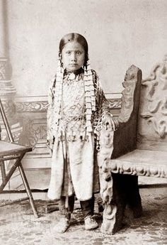 Standing Holy, daughter of Sitting Bull.