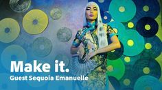 How to Create Surreal Photo Effects with Sequoia Emmanuelle | Adobe Creative Cloud - YouTube