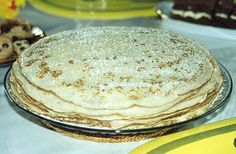 Icelandic pancake recipe!   Íslensk pönnuköku uppskrift. :)