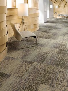 First Day of Spring Tile, Lees Commercial Modular Carpet | Mohawk Group