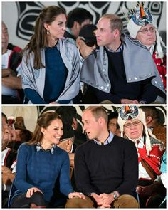 The duke and duchess of Cambridge tour Canada day 3..