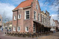 Belgisch Bier Cafe Belvedere Beestenmarkt 8 Delft www.bbcbelvedere.nl