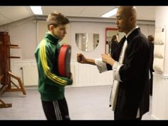 Wing Chun Punch (Part 3) - Structure First. But Don't Be A Slave To It - YouTube