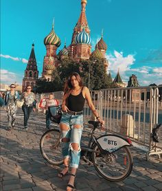Nicole Garcia, Bts, Barcelona Cathedral, Big Ben, Instagram, Cool, Social, Russia, Outfit Ideas