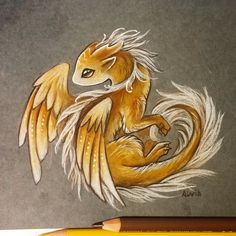 -Fluffy dragon I have some news! I'm trying to make a poseable art doll based… Fluffy dragon I have some news! I'm trying to make a poseable art doll based on design similar to this art. Worry alot, because it would… See it Cute Dragon Drawing, Dragon Sketch, Baby Dragon Drawings, Drawings Of Dragons, Realistic Dragon Drawing, Cute Fantasy Creatures, Mythical Creatures Art, Cute Animal Drawings, Cool Art Drawings