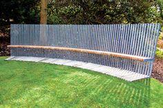 David Mellor Design – Sculptural Bench | Flickr - Photo Sharing!