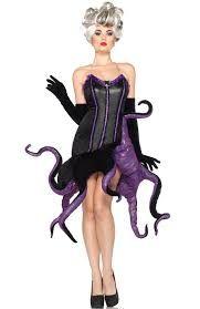 Villain/octopus costume