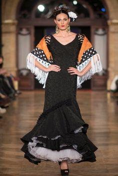 Traje de Flamenca - Pitusa-Gasul - We-love-flamenco-2015   Wappissima