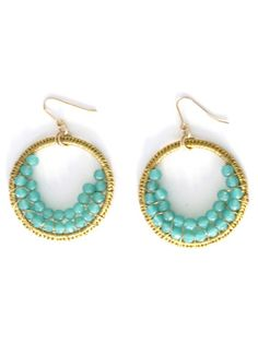 Love these Fair Trade Crescent Moon earrings $18.00