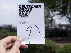 Sammeletikett #5: Großstadtwein // Wehr & Weissweiler Phone Cases, Photo Calendar, City, Phone Case