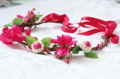 """Coroniță """"Valentine"""" (48 LEI la CreativeToday.breslo.ro)"""