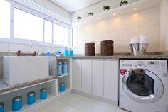 Quem decora por Camila Klein: projetos para sua lavanderia
