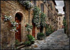 Bajo el sol de la Toscana [Fragmento para los amantes a la decoración]