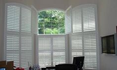 Shutter job completed by BB of South Orlando