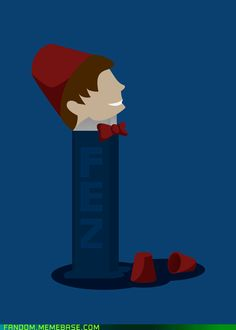 LOVE LOVE LOVE! MUST HAVE! Reason #1 I collect pez (fez) storing containers #2 I love Doctor Who #3 A fez = cool and cool= me!