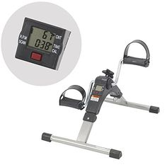 AdirMed Digital, Foldable Pedal Exerciser Leg Machine (Fully Assembled, no tools required) *** Check this awesome product by going to the link at the image. Mini Exercise Bike, Exercise Bike Reviews, Leg Machines, Workout Machines, Mini Bike, Folding Treadmill, Home Workout Equipment, Cross Trainer, Exercises