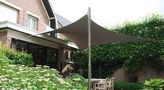 Terrasoverkapping waaronder het heerlijk is te verblijven Patio, Outdoor Decor, Design, Home Decor, Terrace, Interior Design, Design Comics, Home Interior Design