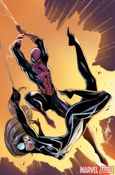 AMAZING SPIDER-MAN #648 CAMPBELL VARIANT//J. Scott Campbell/C/ Comic Art Community GALLERY OF COMIC ART