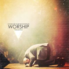 Psalm 95:6 www.gotquestions.org #Prayer #Worship