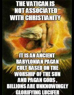 True, religion is man made.in the beginning and in scripture there was not a religion it did not exist and Christmas is pagan as well; Pagan Gods, Religion, Babylon The Great, After Life, New World Order, In This World, Christianity, Catholic, Faith