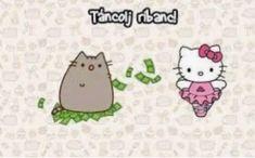 Pusheen Cute, Moka, Grumpy Cat, Asd, Funny Moments, Snoopy, Humor, Comics, Wallpaper