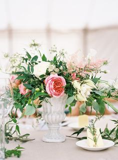Hannah and Hampus's Nordic Inspired Yorkshire Wedding | Lucy MacNicoll Floral Design