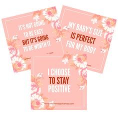 pregnancy + labour inspirational quotes  free downloadable printables    #baby #newborn #pregnancy #labour #childbirth #strong #motherhood