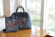 Japanese Bag, Japanese Fabric, Big Bags, Quilted Bag, Gym Bag, Diy And Crafts, Pouch, Quilts, Sewing