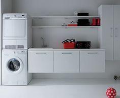 Cuarto de lavado on pinterest laundry rooms gaucho and - Cuarto de lavado y planchado ...