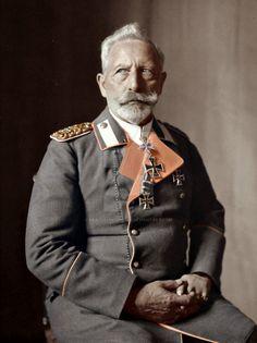 """Portrait of Wilhelm II """"im kleinen Rock"""" of 1. Garde Regiment zu Fuß. 1928."""