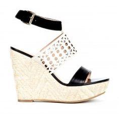 Bristol wedge sandal