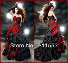 """Résultat de recherche d'images pour """"robe de mariage gothic"""""""