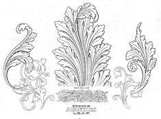 Gurney Journey: The Acanthus Leaf