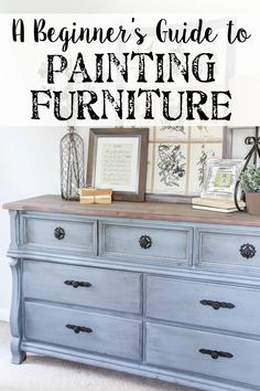 Repainting Furniture, Refurbished Furniture, Repurposed Furniture, Furniture Makeover, Diy Dresser Makeover, White Painted Furniture, Colorful Furniture, Cool Furniture, Furniture Design
