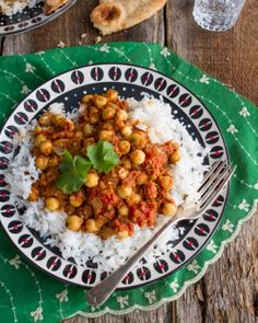 The Oh She Glows Cookbook - Quick and Easy Chana Masala